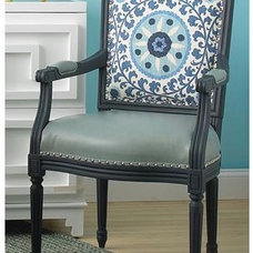 Eclectic Armchairs And Accent Chairs by Shades of Light