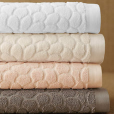 Contemporary Towels by Garnet Hill