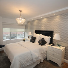 Contemporary Bedroom by Prime Renovations Inc