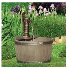 Traditional Outdoor Fountains by Build
