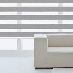 Neolux Dual Shades - Comfort Dim Out - Vertilux, Ltd.