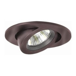 Halo - Halo 3 in. Tuscan Bronze Gimbal Trim 3009TBZBB - Shop for Lighting & Fans at The Home Depot. This 3 in. Tuscan Bronze gimbal trim adds drama to any lighting installation and can be used as accent lighting in either your kitchen and/or living areas. It adds a touch of luster and sparkle to your lighting project with its metallic finish. This gimbal trim is much like the eyeball trim in that it allows you to aim your lighting but its difference is that it's a low profile accent lighting solution.