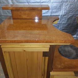 Tennessee Collection - big green egg table