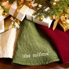Traditional Holiday Decorations by Pottery Barn