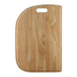 "Houzer - Houzer CB-3200 Cutting Board 13.5"" x 19.75"" x  0.75""T - Houzer hardwood  kitchen accessory Cutting Board FOR MC-3210, STC-2200, PNC-3200"
