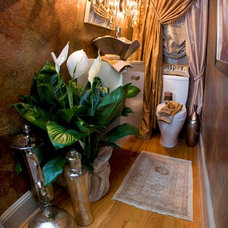 Eclectic  by Cynthia Mason Interiors