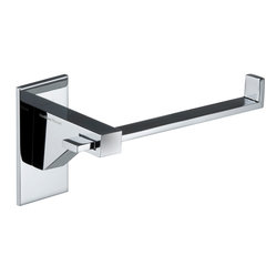 Cristal Small Bathroom Towel Bar