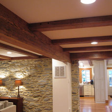 Traditional Basement by E. T. Moore Manufacturing, Inc.