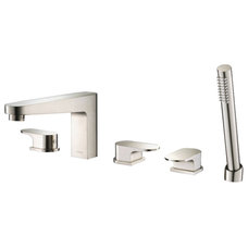 Contemporary Bathroom Faucets And Showerheads by Isenberg Faucets