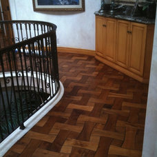 Traditional Hardwood Flooring by Hemphill's Rugs & Carpets