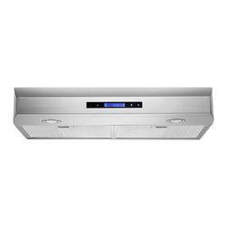 "Cavaliere AGIO 30"" Under Cabinet Range Hood - Mount Type: Under Cabinet / Microwave hood"