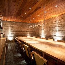 Contemporary  by Lori @ US Lumber Brokers LLC