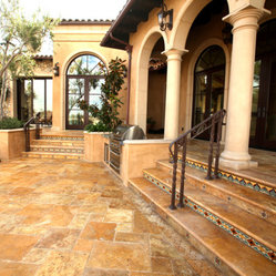 Shop Mediterranean Floors Windows Doors On Houzz