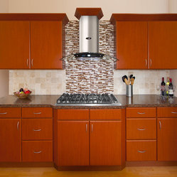 Morocco Sierra Collection - RTA Kitchen Cabinets - All wood in stock cabinets