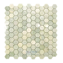 Clear View Tiles | 030-15-18 | Ming Green | Tile -
