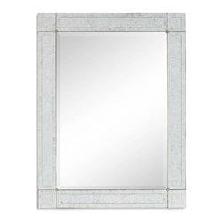 Jonathan Charles - New Jonathan Charles Mirror Silver Mirror - Product Details