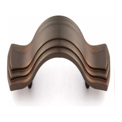 Alno Inc. - Alno Creations 3 Inch Pull Chocolate Bronze A1516-3-Chbrz - Alno Creations 3 Inch Pull Chocolate Bronze A1516-3-Chbrz