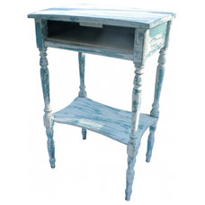Eclectic Side Tables And Accent Tables by Second Shout Out