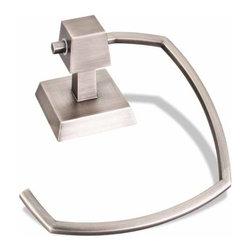 Hardware Resources - Vestry Urban Towel Ring (HR-BHUR-06BNBDL) - Vestry Urban Towel Ring