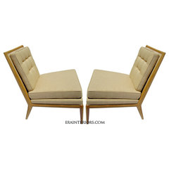 modern armchairs by ERA Interiors
