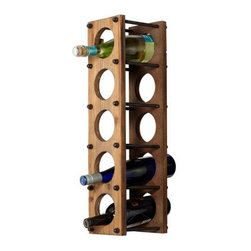 Medford Five Bottle Wine Holder - Medford Five Bottle Wine Holder