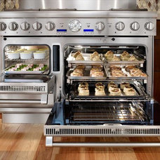 Contemporary Gas Ranges And Electric Ranges by Factory Builder Stores