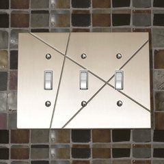 switchplates by Atlas Homewares