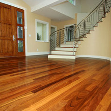 Tropical Hardwood Flooring by Amber Flooring