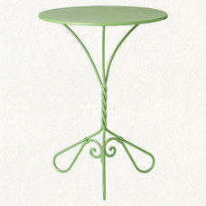 Eclectic Outdoor Tables Loop Side Table