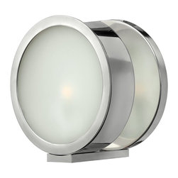 Fredrick Ramond - Fredrick Ramond Broadway Contemporary Flush Mount /Wall Sconce X-LAP13414RF - The Fredrick Ramond Broadway Contemporary flush mount/wall sconce features a chic design with modern flair. The innovative structure displays an industrialized appeal and urbane look. The polished aluminum finish adds to the stunning appeal of the sconce light. A multifunctional flush mount light is a perfect match to the modern styled interiors.