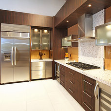 contemporary recessed lighting by THE KITCHEN LADY, Enriching Homes With Style