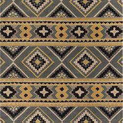 Southwest Inspired Rugs - Albuquerque ALQ-401