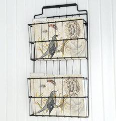 traditional storage and organization by Wisteria