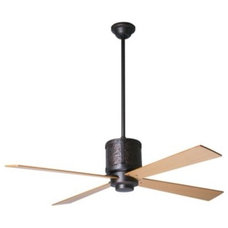 Ceiling Fans Bodega Ceiling Fan with Optional Light by Period Arts
