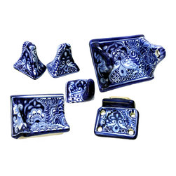 Talavera Toilet sets -