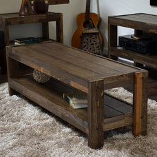 Rustic Furniture by Woodwaves Inc.