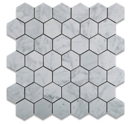 modern kitchen tile by Amazon