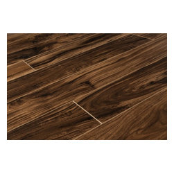 Toklo - Toklo Laminate - 8mm Equestrian Collection - [26.4 sq ft/box]   Should you tell your guests and visitors that this not hardwood, or should you keep the secret to yourself? This is the most important question you will ask yourself after you've installed an option in the Toklo Equestrian Series.     With a variety of colors to choose from and easy DIY installation, there's no reason to deny yourself the pleasure of the authentic hardwood floor look at a laminate flooring budget. And this is your chance to get that look where real hardwood isn't practical, too; on a slab, or in a below-grade space for instance.    Versatile and easy to install    Unlike hardwood, this laminate flooring is resistant to stains, so go ahead and choose whatever color you like without fear of ruining it with a spilled glass of red wine. We have a selection of trendy and classic colors to suit any d̩cor style.    The Toklo Equestrian Series features the easy-to-use locking system seen on most floating floors, which makes installation a breeze, even for large surfaces. You won't find this product in your big box store!    From the manufacturer to you    You might wonder how we are able to offer this product at a fraction of the price of specialized stores.    It begins with close partnerships with manufacturers, always looking to get products of the highest quality and encouraging modern production techniques. It continues with our unique purchasing and distribution platform, which reduces the number of steps between the manufacturer and you. This streamlined process allows for the lowest prices in the industry.    Lastly, we also ensure customer satisfaction by testing each product ourselves for quality and design appeal and by providing you with world-class customer service. You won't find this combination of low price, fast delivery and incredible service anywhere else!