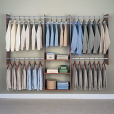 contemporary closet organizers by Hayneedle