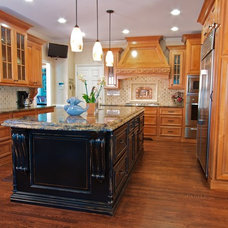 Traditional Kitchen Cabinets by Housley Enterprises