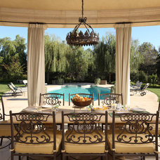 Traditional Patio by Lafia/Arvin, A Design Corporation