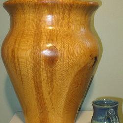 The Ivan Wooden Bowls - Wood: White Oak