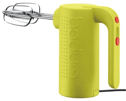 Contemporary Mixers by Bodum