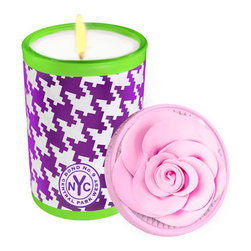 Bond No. 9 New York 'Central Park West' Candle - Central Park West, a legendary, grand-scale address with a grand-scale front yard deserves an eau de parfum candle to match. A springtime wakeup call: Narcissus mingled with tangy ylang ylang and a pinch of piquant pepper. A beckoning white-petal melange of orris, jasmine and linden with majestic gardenia. Brand: Bond No. 9. Style Name: Bond No. 9 New York 'Central Park West' Candle. Style Number: 671913.