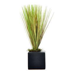 Vickerman - Grass in Ceramic Square - Grass in Ceramic Square