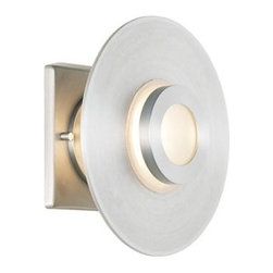 CSL Slide Wall or Ceiling 7 1/2-Inch Light Fixture -