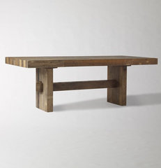 contemporary dining tables by West Elm