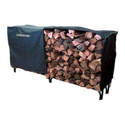 Landmann - Heavy Duty Cover For 8' Log Rack (PVC With Polyster) - -Designed specifically for 8' Log racks