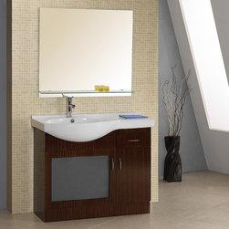 Dreamline Eurodesign Vanity DLVRB-125 - PRODUCT SPECIFICATIONS