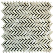 Contemporary Tile by STONETILEUS